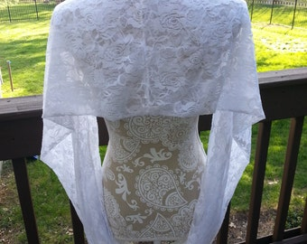 Bridal Wrap|Lace Wedding Shawl|Bridal Shawl|Bridal Shower Gift|Shawls and Wraps|Bolero Wedding Wrap