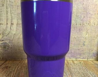 30oz ozark trail tumbler powder coated sinbad purple