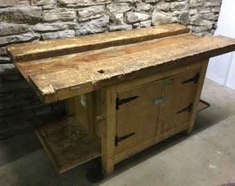 Joiners Work Bench