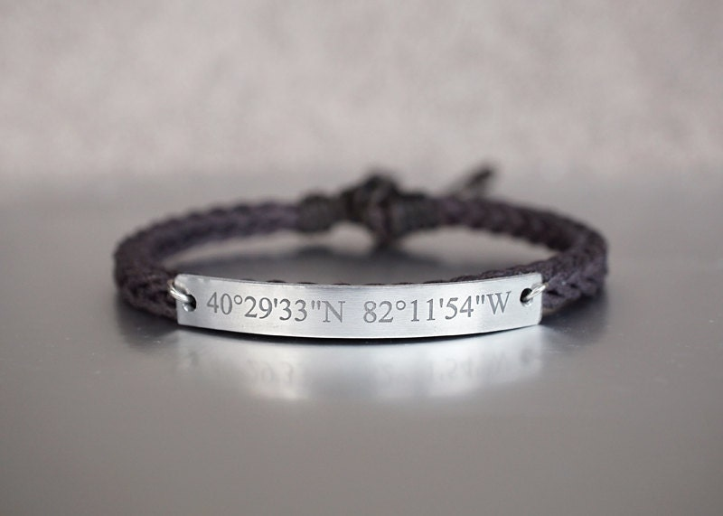 Custom Coordinate Bracelet Location Engraved Bracelet. Mens Gold Band Rings. Superhero Wedding Rings. Stainless Steel Watches. Indie Engagement Rings. Stackable Bands. White Gold Ankle Bracelet. Large Crystal Stud Earrings. Mirror Necklace