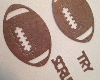 Rugby Scrum Confetti