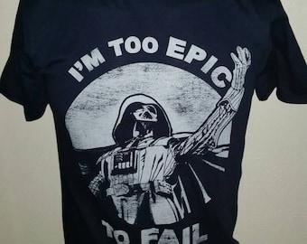 Star Wars Darth Vader Tshirt Medium New