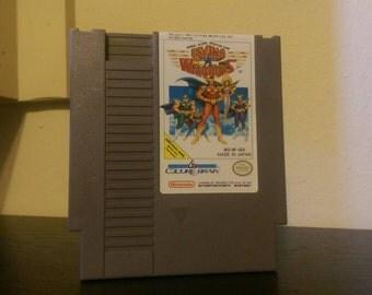 Flying Warriors - (NES) Game