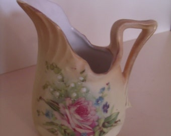 Vintage Small Creamer Pitcher (# 597/23)