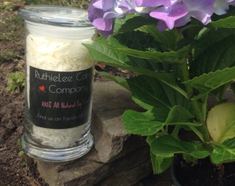 100 % All Natural Soy Candle 31 oz jar