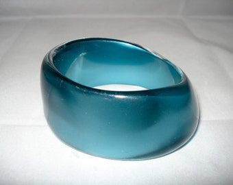 Turquoise chunky Bangle
