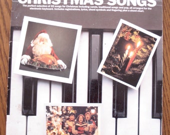 The complete Keyboard Player Christmas Songs