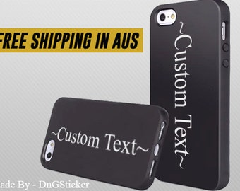 Custom iPhone 5 / 6 Cases - Perfect Gift for Everyone