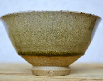 Ash Glaze Teabowl
