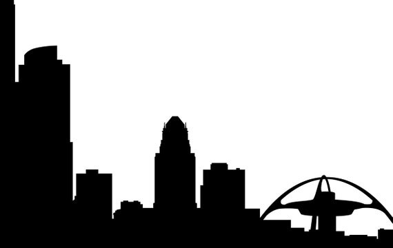 los angeles city skyline detailed silhouette los angeles skyline