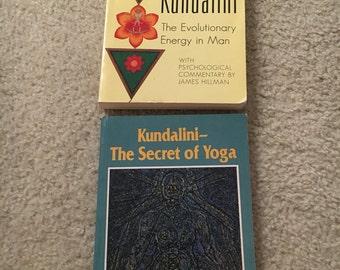 Kundalini yoga books
