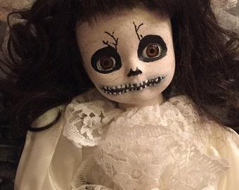 Creepy doll - Agatha