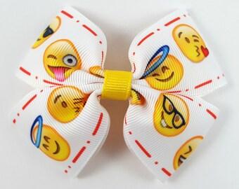 Hair Bow -Hair Accessories/Little Girl Hair Bow/Toddler Hair Bow/Tween Hair Bows /Accessory/Christmas/French Barrettes