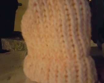 Crocheted Beanie Newborn