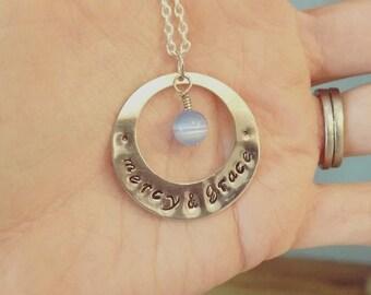 Mercy & Grace necklace