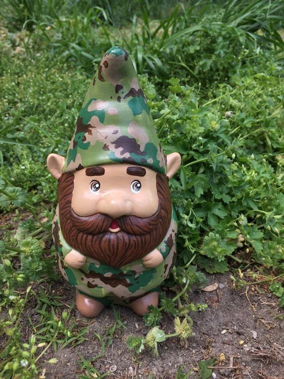 Patton The Combat Gnome