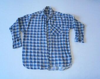 70's work shirt