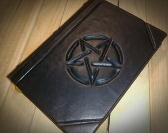 Notepad handmade  The Pentagram