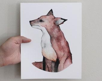Fairlyn the Fox 8x10 Print