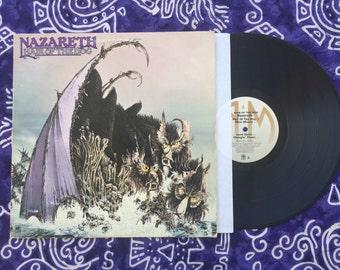 """Nazareth - """"Hair Of The Dog"""" Vinyl LP, Record Album, Original 1975"""