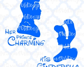 Prince charming svg | Etsy