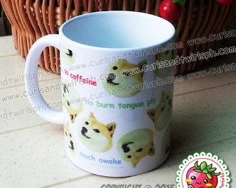 Cool POP! Coffee Mug - Doge