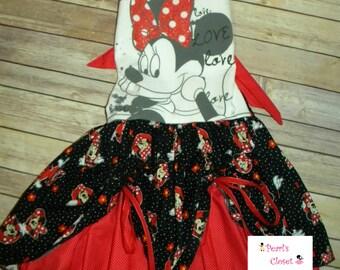 Minnie Mouse T-Shirt Poppy