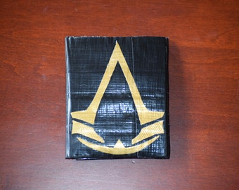 Assassin's Creed Duct Tape Wallet
