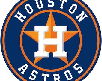 Houston Astros Decal/Sticker
