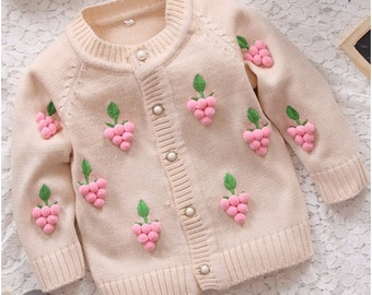 Adorable Girls Sweater