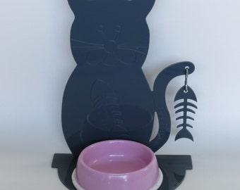 Portaciotola for cat in plexiglass-Cat B