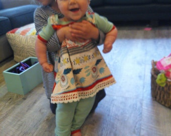 Scandanavian Baby Outfit