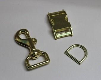 UPGRADE: Brass hardware