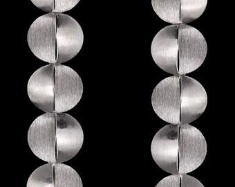 Silver Earring Algodão