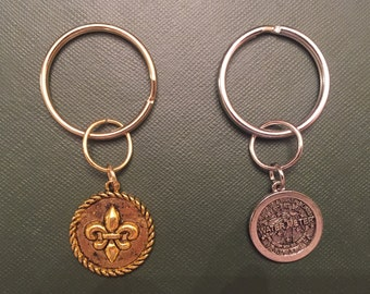 NOLA Key Chains