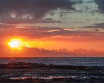 Sunrise Narrabeen Beach, Australia Photography, Beach Photography, landscape photography, ocean photography