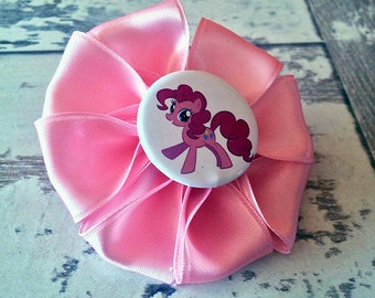 My Little Pony Pinkie Pie Light Pink Hair Bow