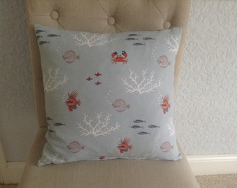 Deep Sea Cushion