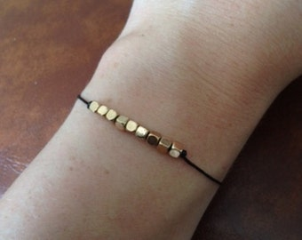 Golden moon Bracelet
