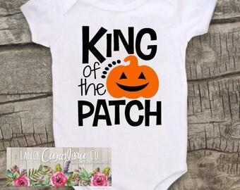 Pumpkin Patch Bodysuit, Pumpkin Patch Boy Shirt, Halloween Shirt, Halloween Bodysuit
