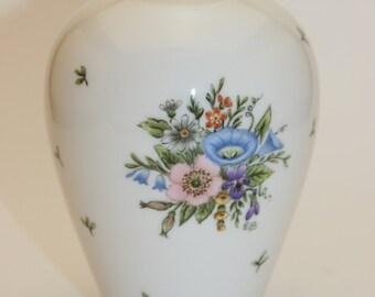 Vintage Bud Vase, Art Deco 1950's Decorative Bud Vase,  Elly Brandt 1954