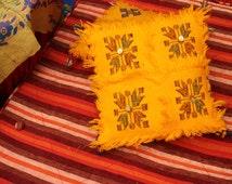 Berber design moroccan pillowcase