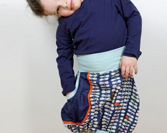 Rock, balloon skirt, size 74-164