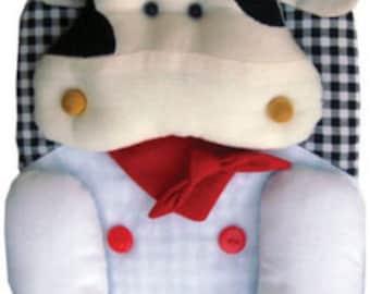 Cow Decorative Oven Mitt
