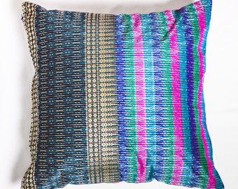 SimplyColourful, Elegant Cushion Cover, Elegant Decorative Pillow Cover, Bright Cushion Decor, Throw Pillow, 46 x 46cm
