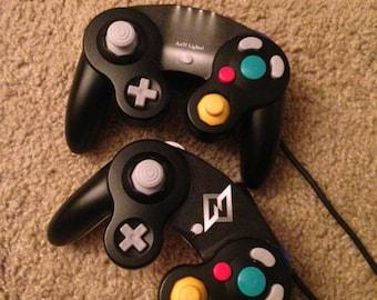 Custom GameCube Controller Skin