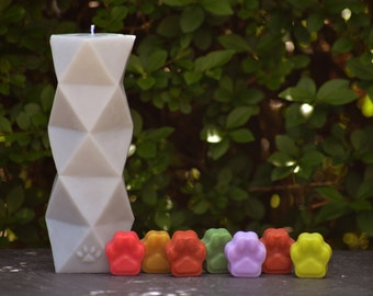 Special Offer - Pillar Candle and 7 melts