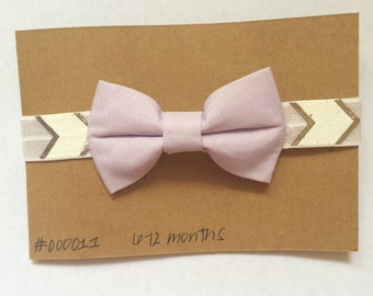 6-12 month baby bow