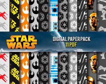Starwars Paper pack Super Offer