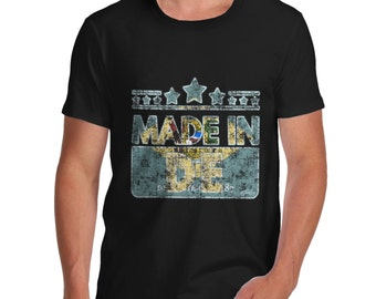 Men's Made In DE Delaware T-Shirt